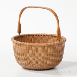 Nantucket Swing-handle Basket