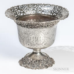 Roger Williams Sterling Silver Centerpiece