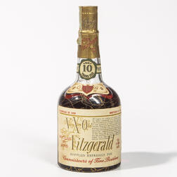 Very Xtra Old Fitzgerald 10 Years Old 1959, 1 4/5 quart bottle