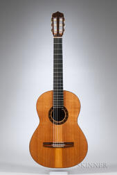 Classical Guitar, John M. Gilbert, 1980