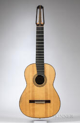8-String Classical Guitar, Simon Ambridge, 2002