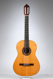 Classical Guitar, Michael Gurian, c. 1970