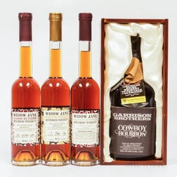Mixed Bourbon, 1 750ml bottle (owc) 3 375ml bottles (ot) Spirits cannot be shipped. Please see http://bit.ly/sk-spirits for more info.