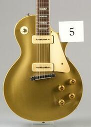 American Solidbody Electric Guitar, Gibson Incorporated, 1953, Model Les Paul,with c