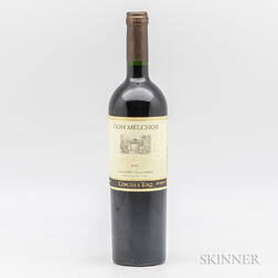 Don Melchor Cabernet Sauvignon 2001, 1 bottle
