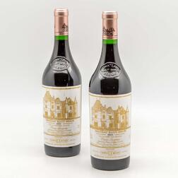 Chateau Haut Brion 2000, 2 bottles