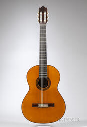 Spanish Classical Guitar, Manuel Contreras, Madrid, 1973