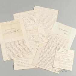 Archives of the John Boardman, Starbuck, and Folger Families
