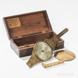 Blydenburgh & Giles Surveyor's Compass