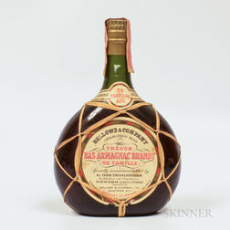 Tresor Bas Armagnac Brandy de Famille 30 Years Old, 1 4/5 quart bottle Spirits cannot be shipped. Please see http://bit.ly/sk-spirit...