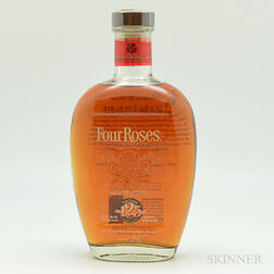 Four Roses Limited Edition Small Batch Barrel Strength 125th Anniversary, 1 750ml bottle
