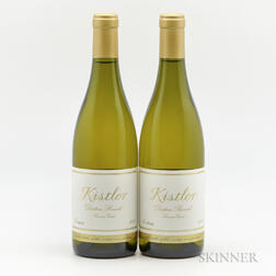 Kistler Dutton Ranch Chardonnay 2009, 2 bottles