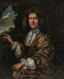 Continental School, 17th Century      Portrait of a Gentleman