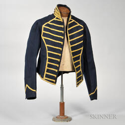 Schuylkill Arsenal Cavalry Musician's Mounted Services Jacket