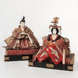 Hina   Dolls of an Emperor and Empress