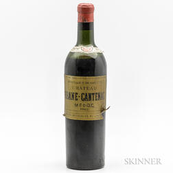 Chateau Brane Cantenac 1945, 1 bottle