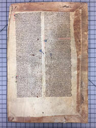 Medieval Manuscript Leaves, Group Lot.