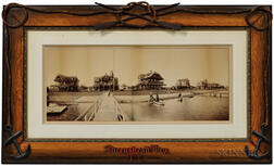 Early Photograph of Sheepshead Bay, Long Island