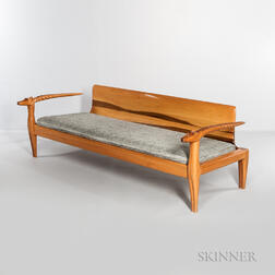 Judy Kensley McKie Studio Furniture Antelope Sofa