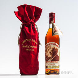 Pappy Van Winkle's Family Reserve 20 Years Old, 1 750ml bottle