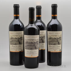 Barnett Vineyards, 4 bottles