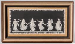 Wedgwood Tricolor Jasper Plaque