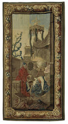 Aubusson Tapestry Depicting The Audience of the Chinese Emperor