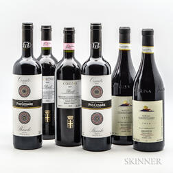 Mixed Barolo, 6 bottles