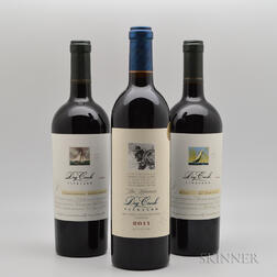Dry Creek Vineyard, 3 bottles