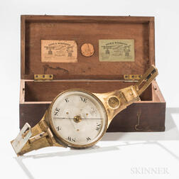 Joseph R. Harbeson Surveyor's Compass