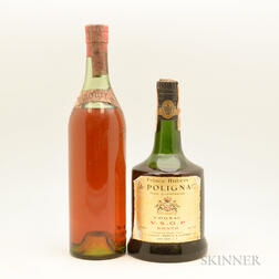 Mixed Cognac, 2 4/5 quart bottles