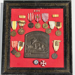 Group of Russian WWI Medals