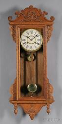 """ALTON"" Wall Clock by Waterbury Clock Company"