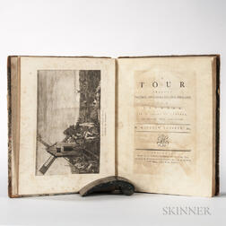 Consett, Matthew (fl. circa 1789) A Tour through Sweden, Swedish-Lapland, Finland, and Denmark. In a Series of Letters, Illustrated wit