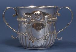 George I Silver Caudle Cup