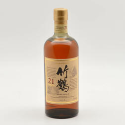 Nikka Taketsuru 21 Years Old, 1 750ml bottle