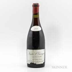 Leroy Nuits St. Georges 2004, 1 bottle