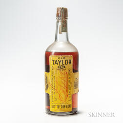 Old Taylor, 1 quart bottle