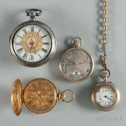 Robert Roskell and Three Other Watches