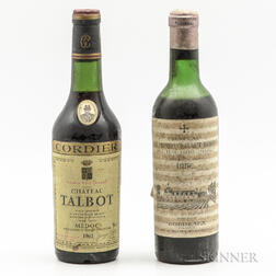 Bordeaux Demi Duo, 2 demi bottles