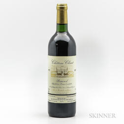 Chateau Clinet 1995, 1 bottle