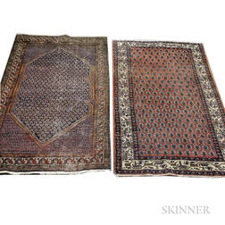 Two Seraband Rugs