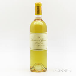 Chateau dYquem 2004, 1 bottle