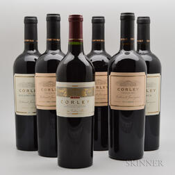 Monticello Vineyards, 6 bottles