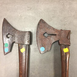 Three Early Side Axes