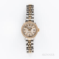 Rolex Gold and Stainless Steel Reference 6917 Datejust