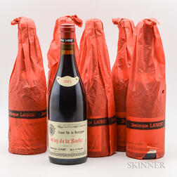 Laurent Clos de la Roche 2005, 6 bottles