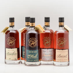 Mixed Parkers Heritage Collection, 5 750ml bottles