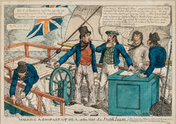Satirical Prints, Two British Examples.