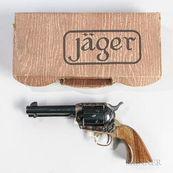 Armi Jager Dakota Model Single-action Revolver